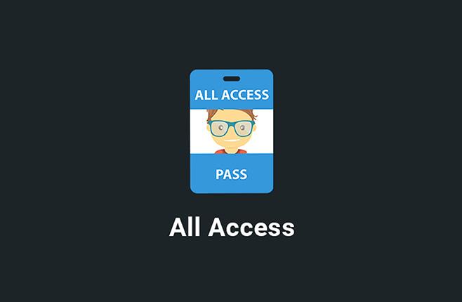 All Access for EDD